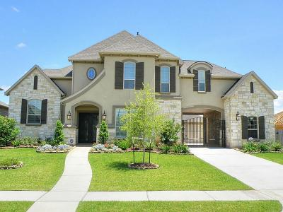 Friendswood Single Family Home For Sale: 2209 Bailey Bend Lane