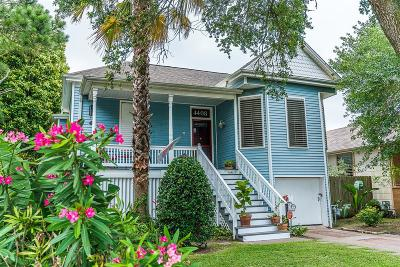 Single Family Home For Sale: 4408 Avenue S 1/2