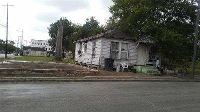 Harris County Residential Lots & Land For Sale: 3000 Sampson Street