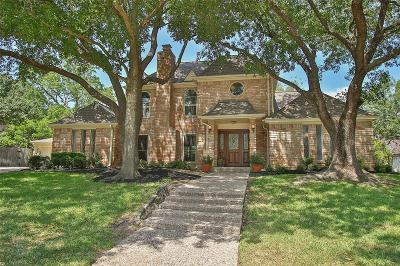Houston Single Family Home For Sale: 3502 Tierwood Court