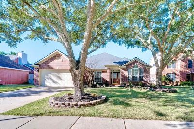Katy Single Family Home For Sale: 1214 Lamplight Trail Drive