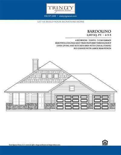 Magnolia Single Family Home For Sale: 22711 Rainfern Drive