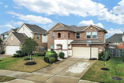 Katy Single Family Home For Sale: 4811 Addison Forest Trail