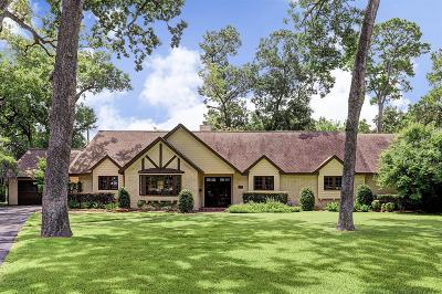 Houston Single Family Home For Sale: 12903 Taylorcrest Road