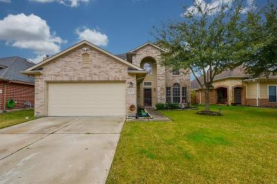 Single Family Home For Sale: 7810 Crystal Moon Drive