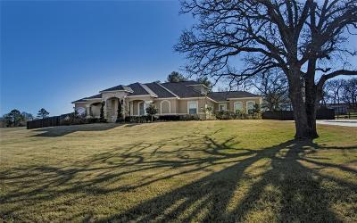 Brenham Single Family Home For Sale: 3241 Rolling Ridge Lane