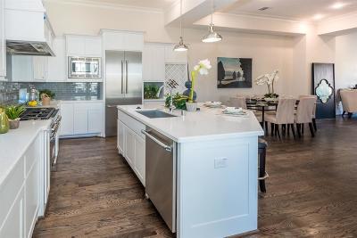 Houston Single Family Home For Sale: 854 Dunleigh Meadows Lane