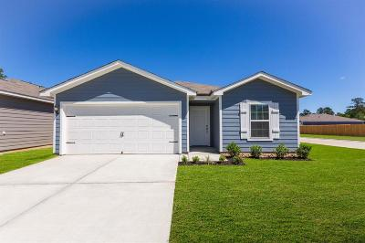Magnolia Single Family Home For Sale: 25174 Dickens Drive