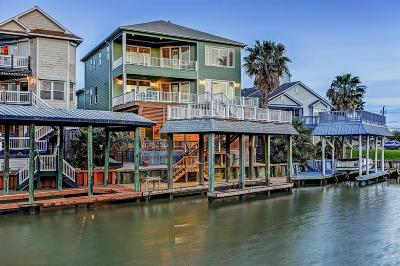 San Leon Single Family Home For Sale: 128 Starboard Drive