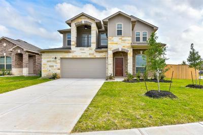 La Marque Single Family Home For Sale: 533 Rosebank Trail Lane
