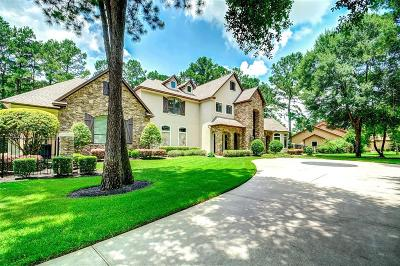 Tomball Single Family Home For Sale: 16903 Hereford Drive