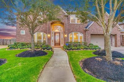 Katy Single Family Home For Sale: 2407 Riata Park Court