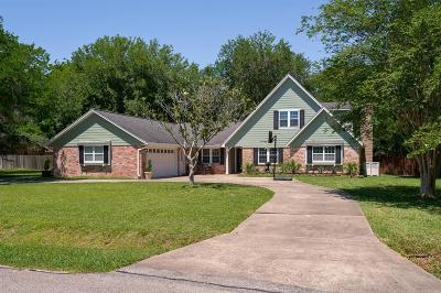 Friendswood Single Family Home For Sale: 2213 Butler Drive