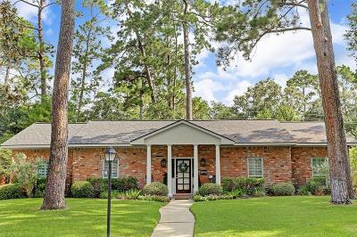 Houston Single Family Home For Sale: 10106 Candlewood Drive