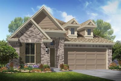 Single Family Home For Sale: 18638 Legend Oaks Drive