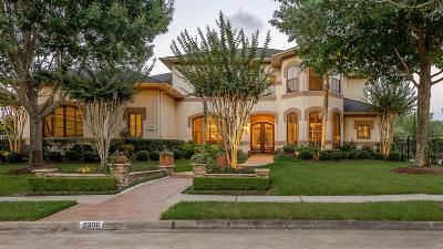 Houston Single Family Home For Sale: 3206 Acorn Wood Way