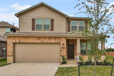 Manvel Single Family Home For Sale: 2 Eagle Lake Court
