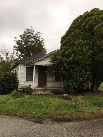 Houston Single Family Home For Sale: 3218 Roland Street