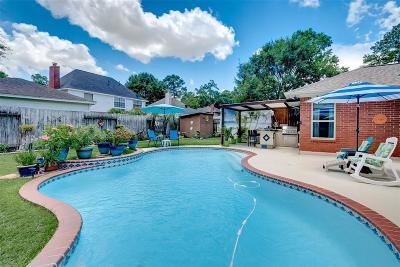 Kingwood Single Family Home For Sale: 3606 Fern River Drive