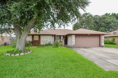 Deer Park TX Single Family Home For Sale: $186,900