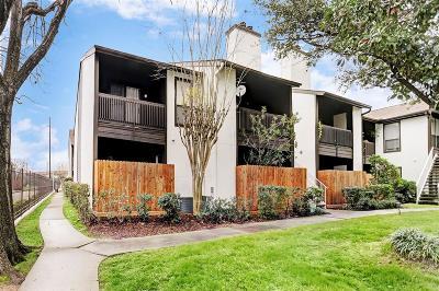 Houston Condo/Townhouse For Sale: 2601 S Braeswood Boulevard #1307