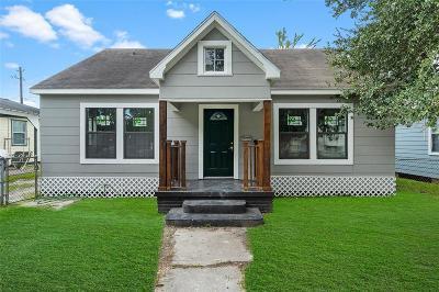 Baytown Single Family Home For Sale: 519 E Defee Avenue