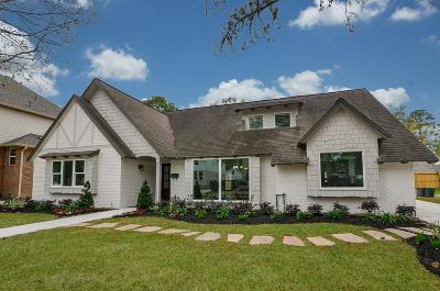 Houston Single Family Home For Sale: 14511 Oak Bend Drive