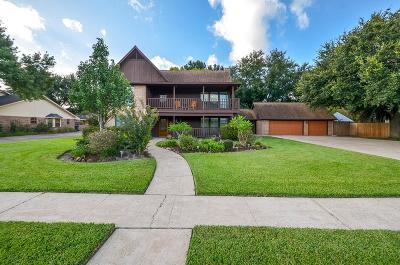 Jersey Village Single Family Home For Sale: 15809 Tenbury Street