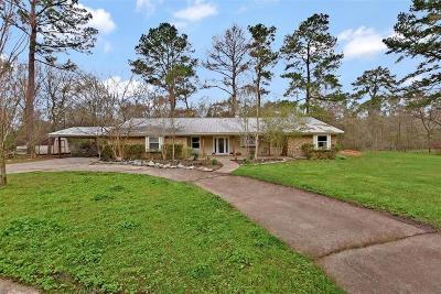 Magnolia Single Family Home For Sale: 31931 Old Hempstead Road