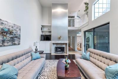 Houston Condo/Townhouse For Sale: 1605 Potomac Drive #C