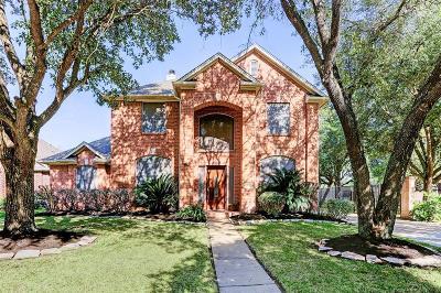 Houston Single Family Home For Sale: 15218 Foster Springs Lane