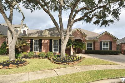 Katy Single Family Home For Sale: 2406 Colby Bend Drive