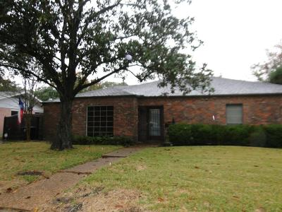 Houston Single Family Home For Sale: 5014 Wigton Drive