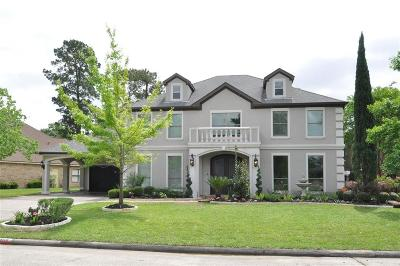 Humble Single Family Home For Sale: 19119 Match Play Drive