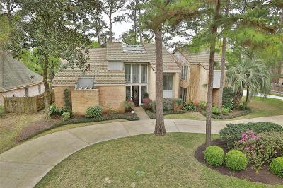 Single Family Home For Sale: 15207 Rainhollow Drive