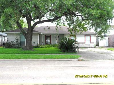 Deer Park Single Family Home For Sale: 4502 Luella Avenue