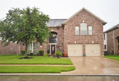 La Porte Single Family Home For Sale: 10320 Apple Tree Circle S