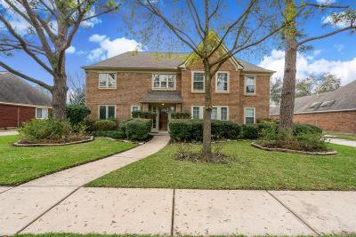 Pearland Single Family Home For Sale: 2112 Kildare Drive