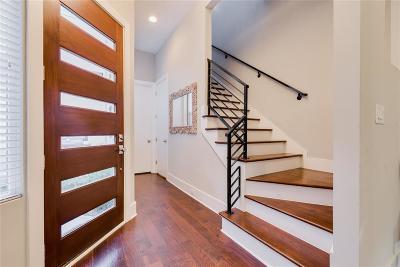 Houston Single Family Home For Sale: 1313 Asbury Street