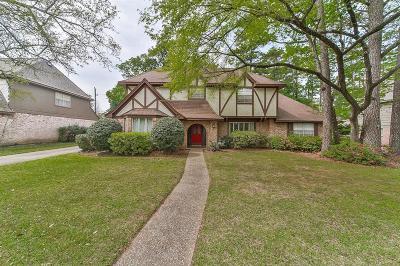 Single Family Home For Sale: 14603 Cedar Point Drive