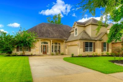 Conroe Single Family Home For Sale: 4783 Jackson Square Drive