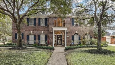 Houston Single Family Home For Sale: 19303 Foxtree Lane