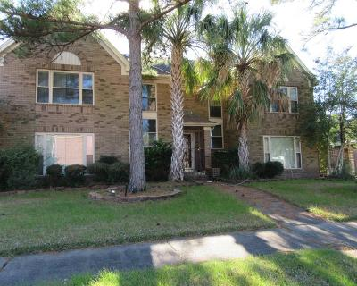 Pearland Single Family Home For Sale: 2408 Eagles Way