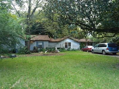 Channelview Single Family Home For Sale: 916 Woodland Street