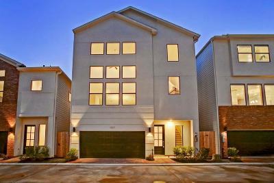 Houston Single Family Home For Sale: 1027 Green Kensington