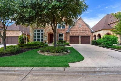 The Woodlands Single Family Home For Sale: 7 Ramey Heights Court