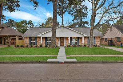 Houston Single Family Home For Sale: 1111 Thornton Road