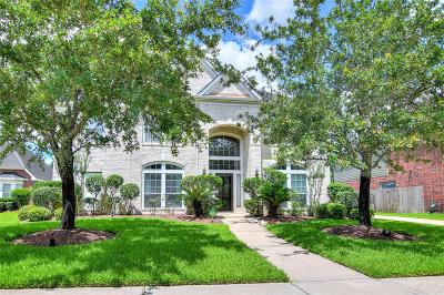 Manvel Single Family Home For Sale: 3122 Tidewind Court