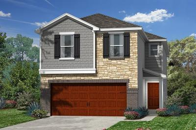 Harris County Single Family Home For Sale: 2911 Laurel Mill Way
