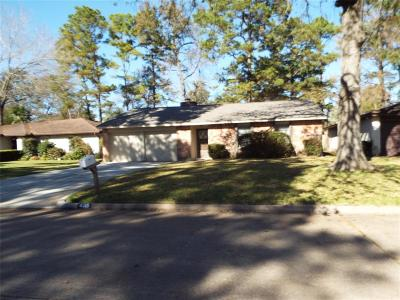 Spring Single Family Home For Sale: 4315 Sloangate Drive
